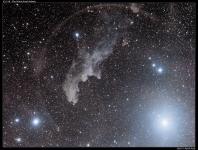 IC2118 - The Witch Head Nebula