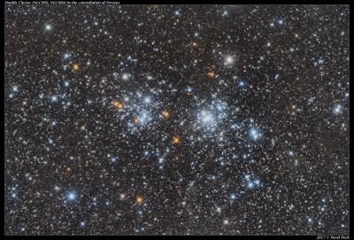 Double Cluster (NGC869, NGC884)